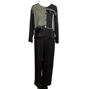 Spencer Alexis Pants Outfit Size 10 Lagenlook